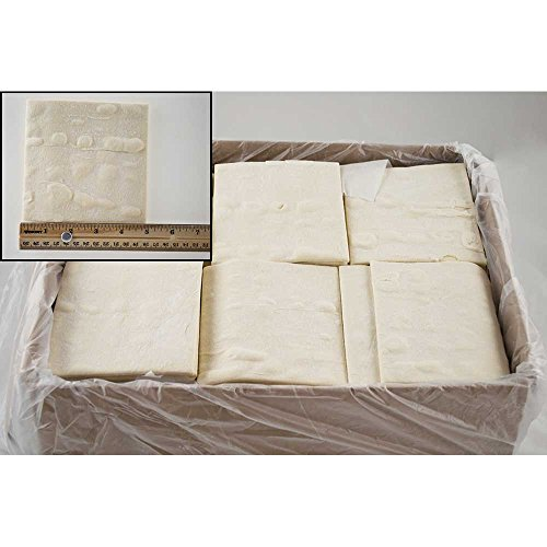 General Mills Pillsbury Square Puff Pastry Dough, 2 Ounce -- 120 per case.