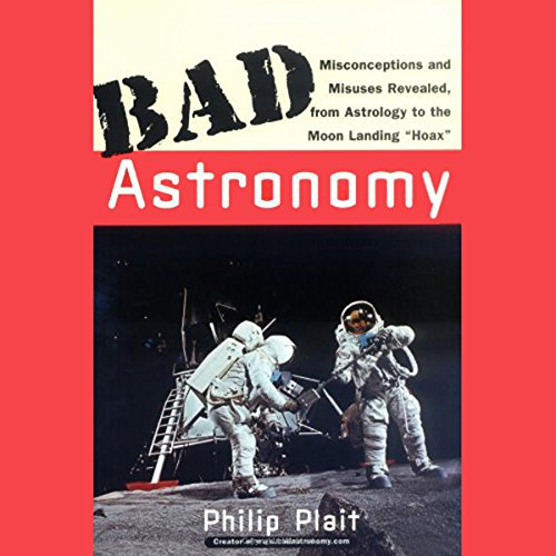 Bad Astronomy audiobook cover art