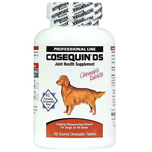 Nutramax Cosequin DS Double Strength Chewables 132 Count