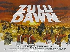 Zulu Dawn Poster 30x40 Burt Lancaster Peter O'Toole Denholm Elliott