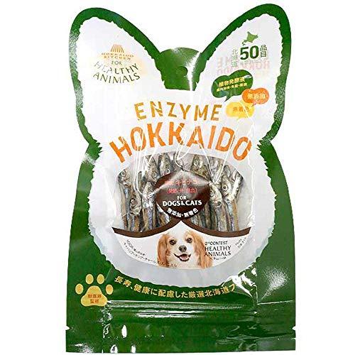 猫 おやつ 無添加 国産 きびなご キビナゴ 植物発酵酵素 たもぎ茸配合 健康 安心 安全 獣医師監修 無添加・無着色