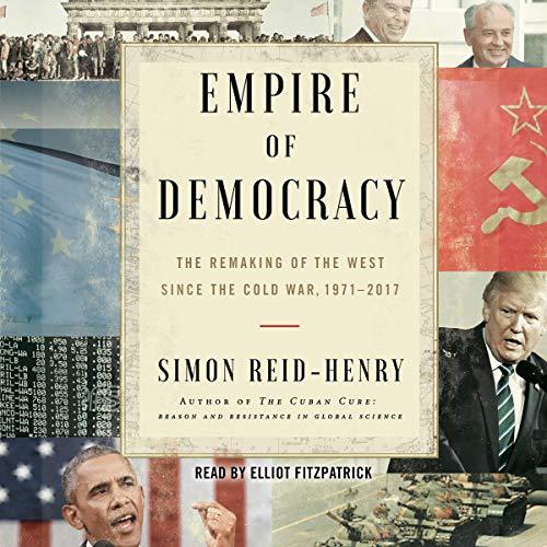 Empire of Democracy audiobook cover art