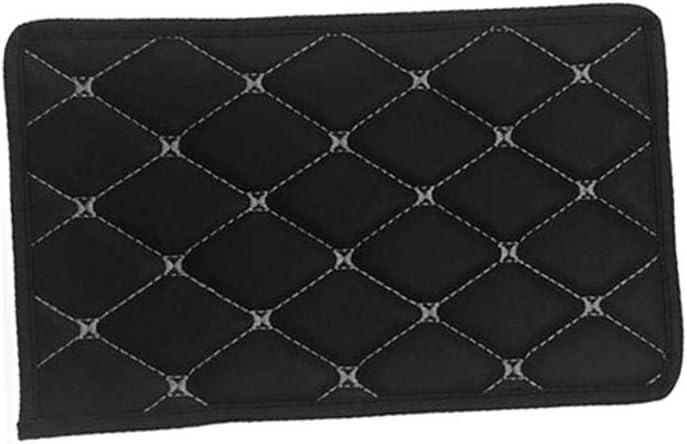 free SAXTZDS Car Armrest Tulsa Mall Mat Auto Storage Rest Box Arm Pa Cushion Pad