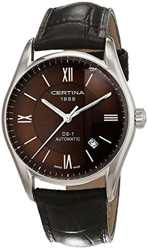 Reloj Suizo Certina DS-1 con calibre ETA 2824