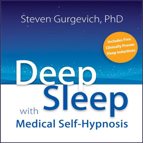 Deep Sleep with Medical Hypnosis audiobook cover art