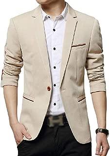 Seguire Damen Blazer Sakko Cardigan Basic Slim Fit L/ässiger Zwei Knopf Anzugjacke Elegant f/ür Business Office
