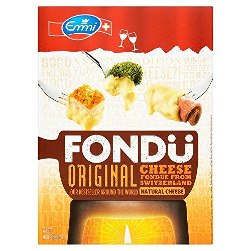 Fonduta di formaggio svizzero Divertimento per tutta la famiglia Fein di cremoso formaggio specialità Veloce e semplice