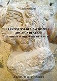 I frontoni arcaici dell'Acropoli di Atene...