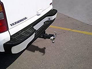 Connor Tri Ball Hitch with Hook -
