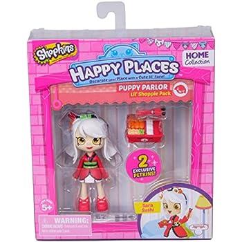 Happy Places Shopkins Single Pack Sara Sushi   Shopkin.Toys - Image 1