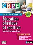 Education physique et sportive - Oral 2020 - Préparation complète - (Concours professeur des écoles) - 2020