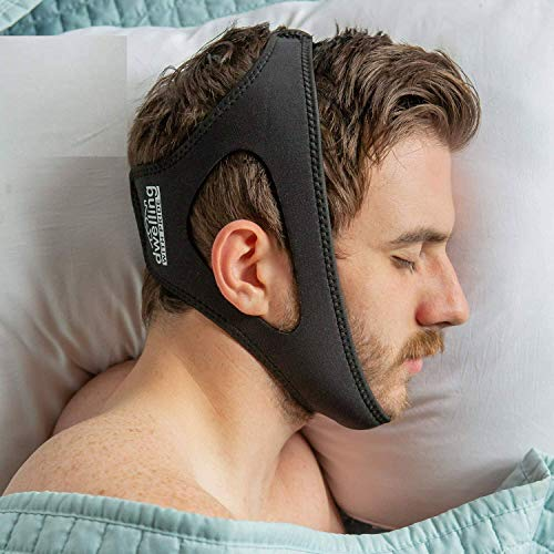 Chin Strap Snoring Solution | Snoreless Sleep | Anti Snore Solution for Men and Women