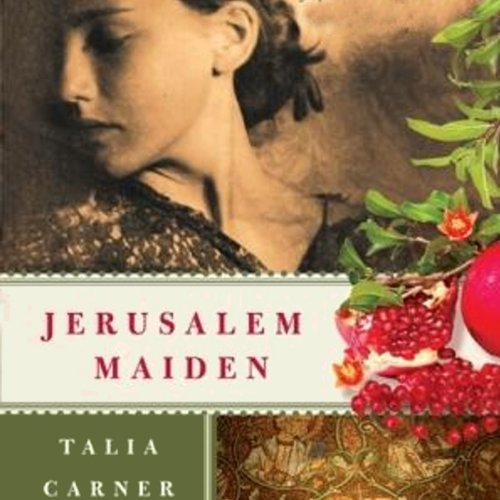 Jerusalem Maiden audiobook cover art