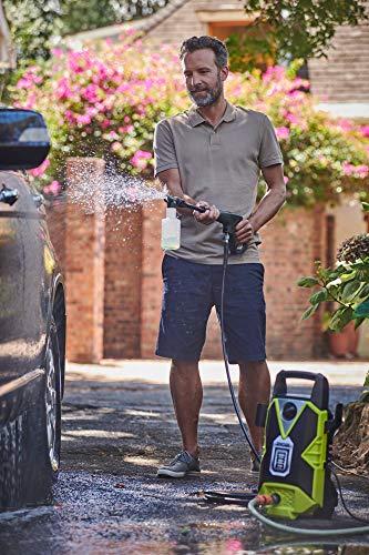 Ryobi RPW110B 1500W Pressure Washer Pros & Cons