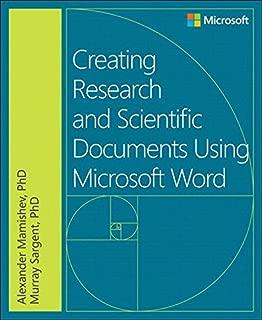 microsoft word research