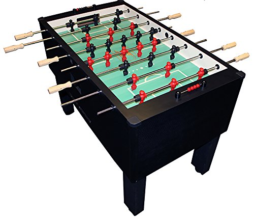Learn More About Gold Standard Games Shellti Home Pro Carbon Fiber Foosball -SS & Wood