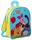 Disney, Zaino di Winnie The Pooh con tasca laterale, Giallo (Giallo) - MNCK9993