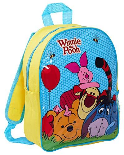 Disney Winnie Puuh Seitentasche Rucksack Tasche, gelb (Gelb) - MNCK9993