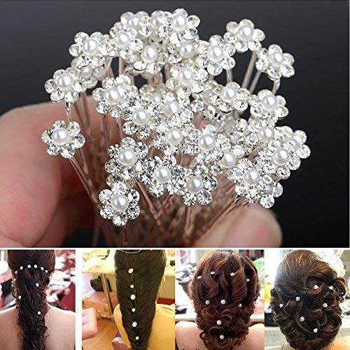 Seguryy Lot de 20 Bijoux Epingle à Cheveux en Forme de...