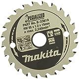 Makita B-33819 SPECIALIZED Saegeblatt85x15x24Z, 85 x 15mm