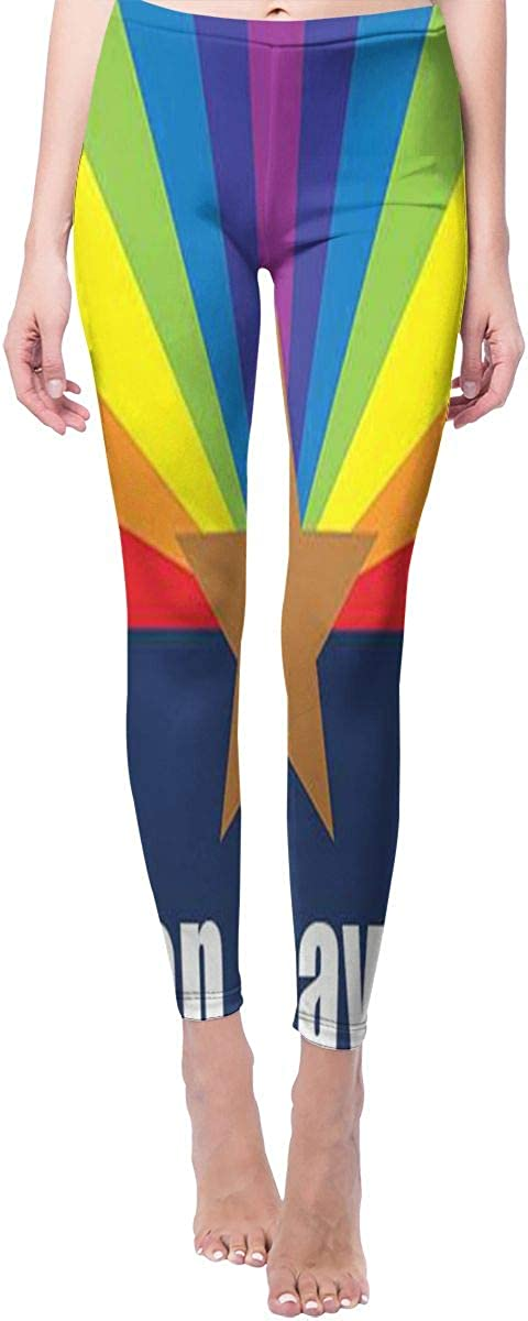 CMEY Special Campaign Women's Many popular brands Yoga Pants Gay High Leggings Pride Waist Worko