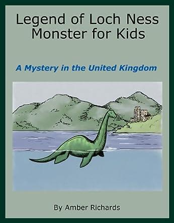 Legend of Loch Ness Monster for Kids