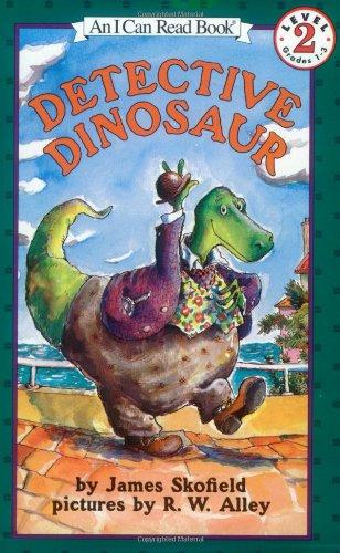 Detective Dinosaur (I Can Read Level 2, 1)