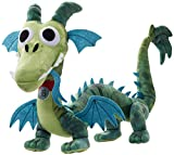 Disney and Pixar Onward Blazey Feature Plush Nap and Cuddle Doll, Soft Toy for Kids 3 Yrs and Up