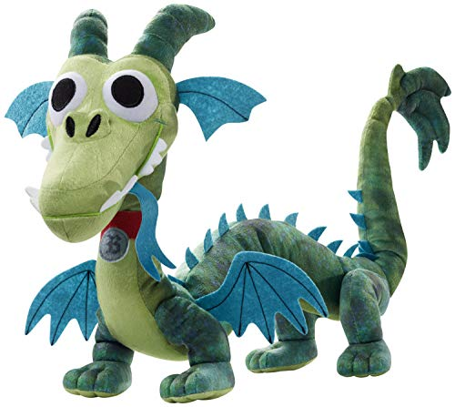 Disney and Pixar Onward Blazey Feature Plush Nap and Cuddle Doll, Soft Toy for Kids 3 Yrs and Up​