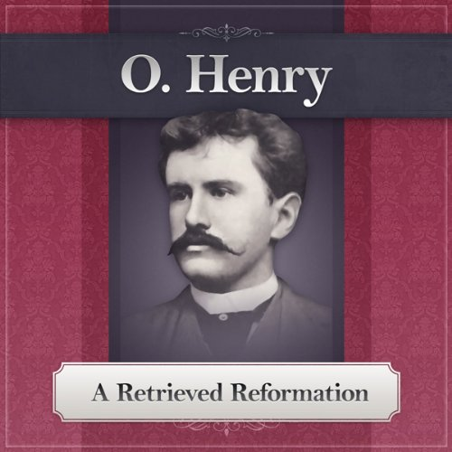 A Retrieved Reformation audiobook cover art