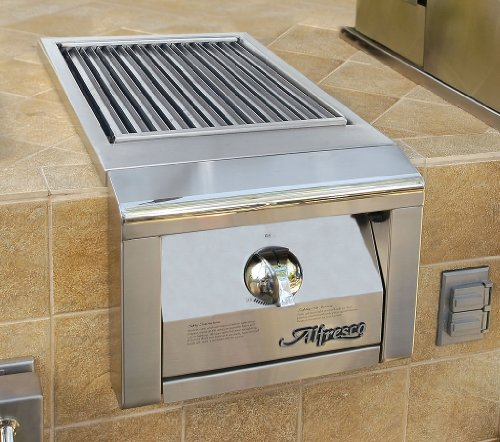 Alfresco Infrared 27,500 Btu Sear Zone Pod For Cart Or BuiltIn Grills, Natural Gas