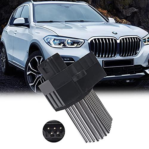 Beneges Blower Motor Resistor HVAC Heater Compatible with 3 & 5 Series E46 E39 E83 X3 E53 X5 Range Rover 1995-2006, 64116923204