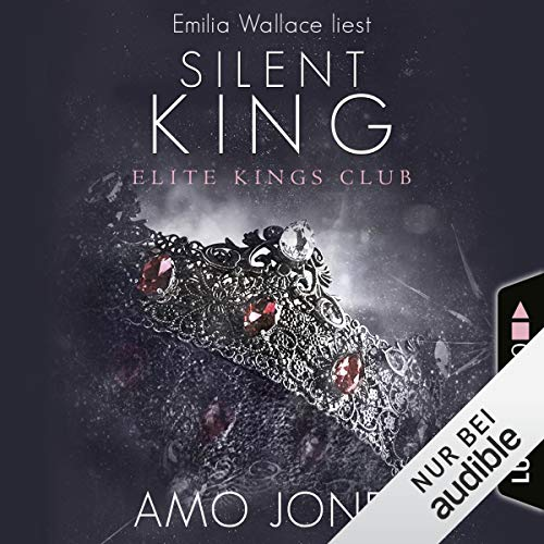 Silent King (German edition) cover art