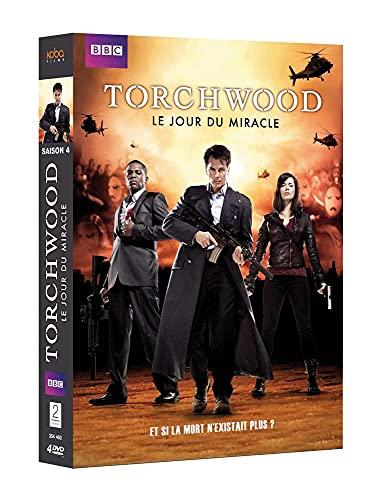 Torchwood - Saison 4 (Miracle Day) [Francia] [DVD]