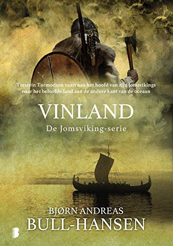 Vinland (Jomsviking Book 2) (Dutch Edition)