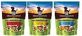 Hill's Ideal Balance Soft-Baked Naturals Adult Dog Treat 3 Flavor Variety Bundle: (1) Soft-Baked Naturals With Beef & Sweet Potatoes, (1) Soft-Baked Naturals With Chicken & Carrots, and (1) Soft-Baked Naturals With Duck & Pumpkin, 8 Oz. Ea. (3 Bogs Total)