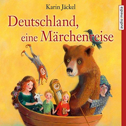 Deutschland, eine Märchenreise Titelbild