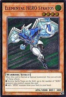 Yu-Gi-Oh! - Elemental Hero Stratos - OP09-EN001 - Ultimate Rare - Unlimited - OTS Tournament Pack 9