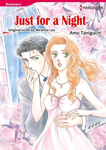 Just for A Night: Harlequin comics (English Edition)