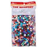 Beadery Pony Beads, 6x9mm, Southwest, Multicolor, 900-Pack
