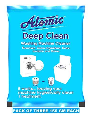 Best washing machine drum cleaner