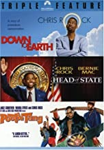 The Chris Rock Triple Feature: (Down To Earth / Head of State / Pootie Tang)