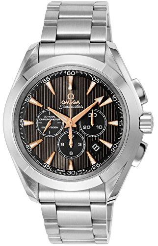 OMEGA 腕時計 シーマスタアクアテラ コーアクシャル自動巻 150m防水 231.50.44.50.01.001 メンズ 【並行輸入品】