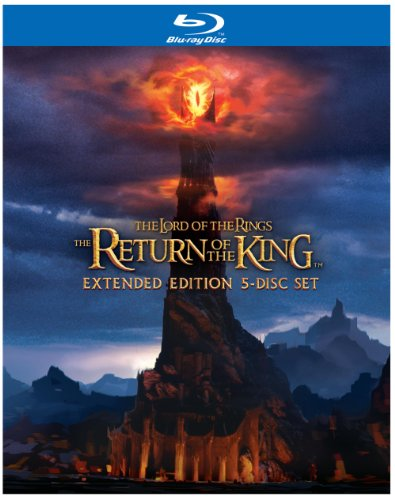 The Lord of the Rings: The Return of the King (Extended Edition 5-Disc Set) [Blu-ray]