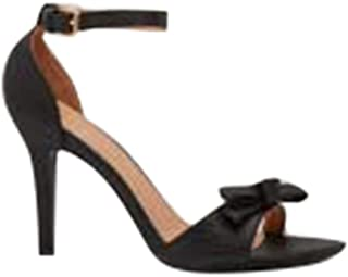 Shoexpress Mylo Women High Heel Sandals,36,Black