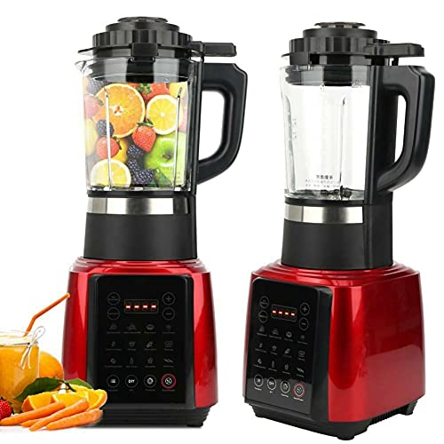 YJYDD 800W Power Commercial Blender Food Processor Mixer Smoothie Juicer Ice Crusher