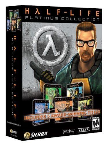 Half-Life (Platinum Collection) (Second Edition) (輸入版)
