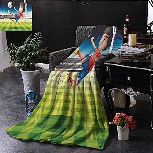 Digital Printing Deken Kleine Meisje knuffelen Teddy Beer Kinderen liefde Schets Grunge Artsy Illustratie Zachte en comfortabele slaapbank
