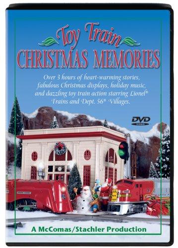Toy Trains & Christmas Memor