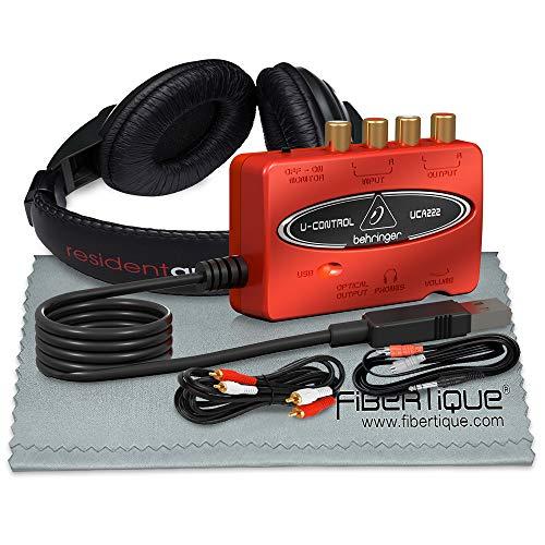 Behringer U-Control UCA22 Audio Interface